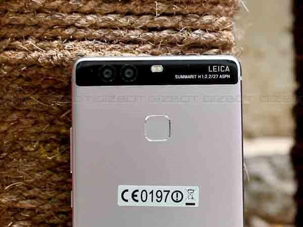 Huawei P9 with the dual Leica lens sets new camera standards