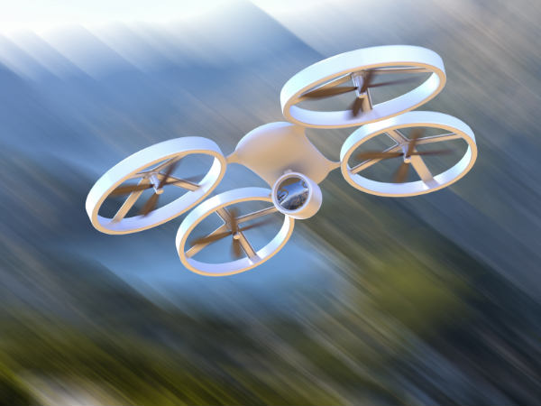 Google aiming for drones with projectors for virtual meetings
