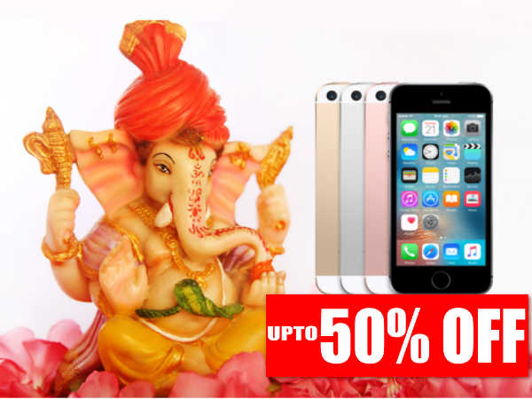 Ganesh Chaturthi 2016: Top 20 Smartphones to Buy at Up to 50% Off