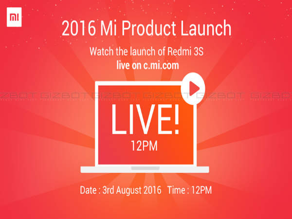6 Best Features of Xiaomi Redmi 3s Launching in India on August 3