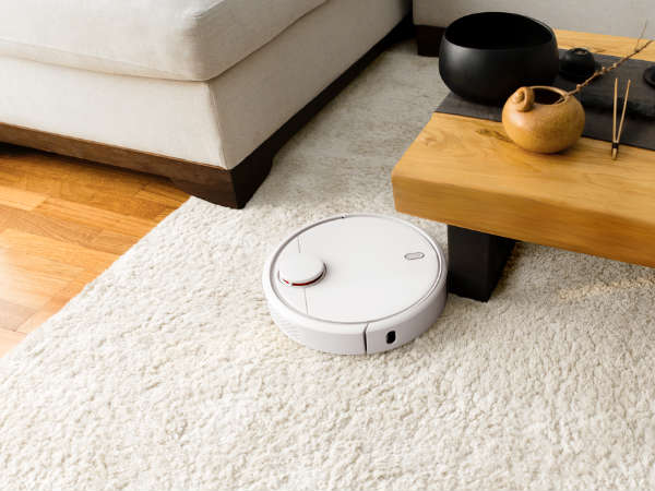 Xiaomi Launches Mi Robot Vacuum with a 5,200 mAh Battery