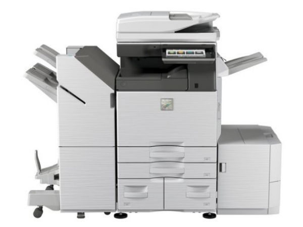 Sharp unveils new colour printer series for smooth workflow