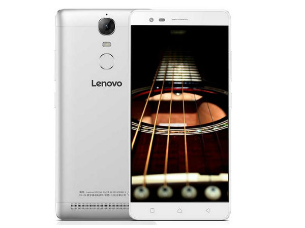 Lenovo Announces Interesting Offers on Vibe K5 Note Within First 24 hr