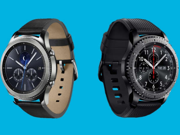 Samsung unveiled Gear S3