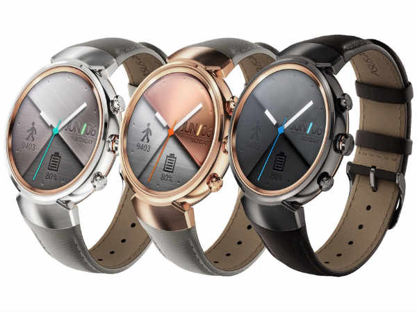 Asus ZenWatch 3 and More