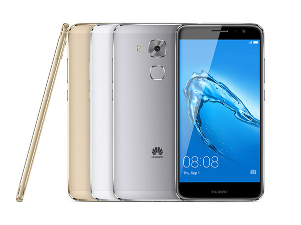 Huawei Nova Plus -- A shrunken Mate 8
