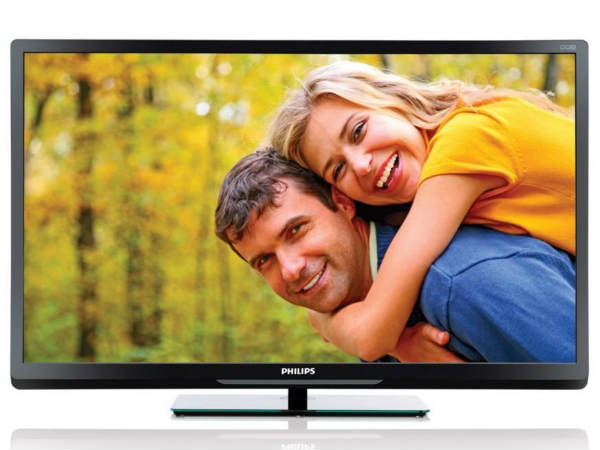 30% Off on Philips 55 cm (22 inches) Full HD LED TV (Black)