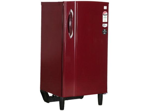 9% off on Godrej RD-Edge-185-E2H-4.2 Direct-cool Single-door Refrigerator