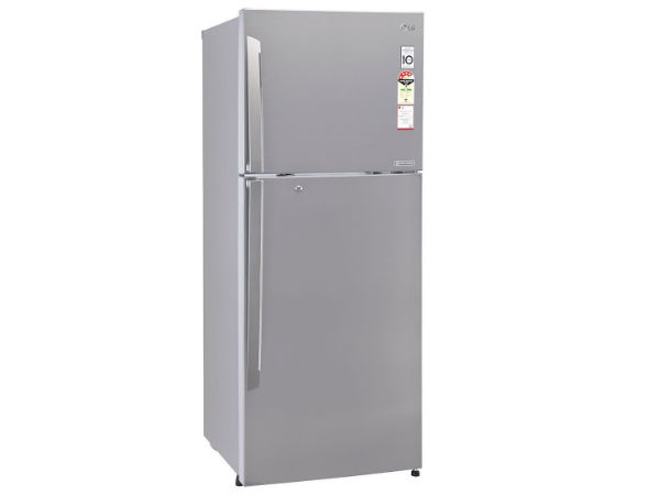 17% offer LG GL-I322RPZL Frost-free Double-door Refrigerator