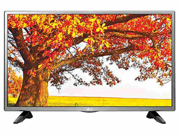 23% off on LG 43LH516A 109 cm (43 inches) Full HD LED IPS TV (Black)