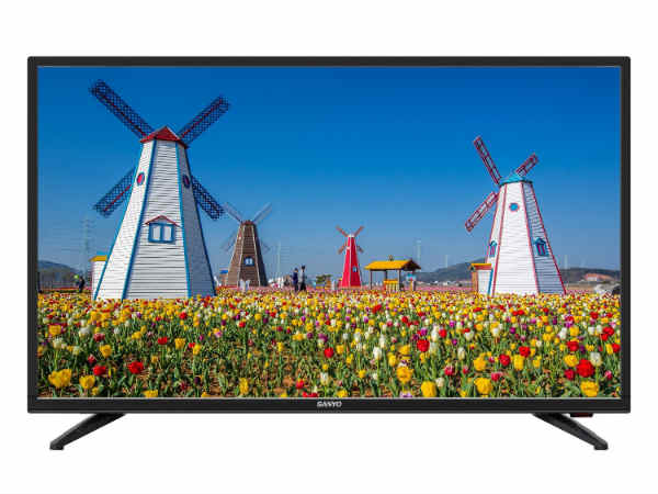 28% off on Sanyo 81 cm (32 inches) XT-32S7000H HD Ready LED TV (Black)