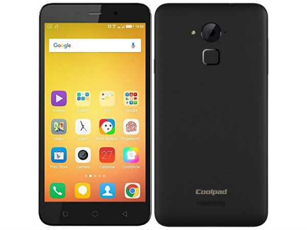11% off on Coolpad Note 3