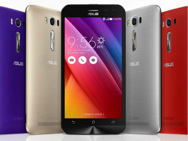 22% Off on Asus Zenfone 2 Laser 5.5 Android Smartphone