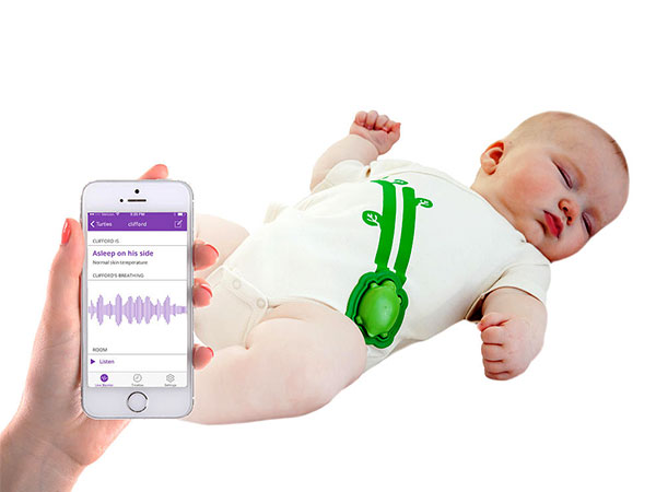 Mimo Wearable Baby Monitor