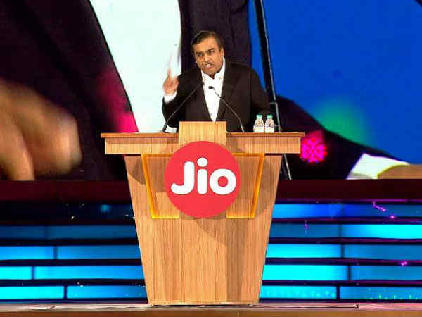 New Initiative for Jio