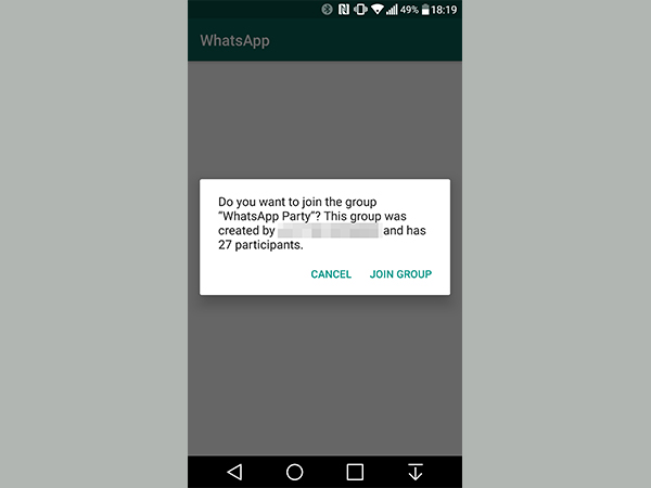 WhatsApp Beta Get Public Group Invite Link, Quick Media Forward