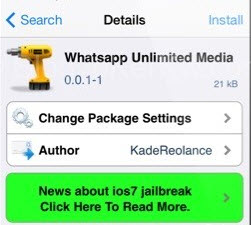 Look out for WhatsApp Unlimited Media
