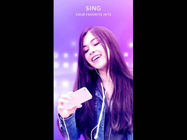 Sing Karaoke with StarMaker