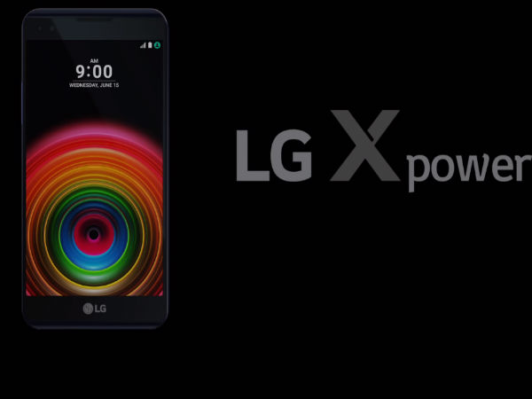LG X Power is the First MediaTek Helio P10 Powered Smartphone Launched