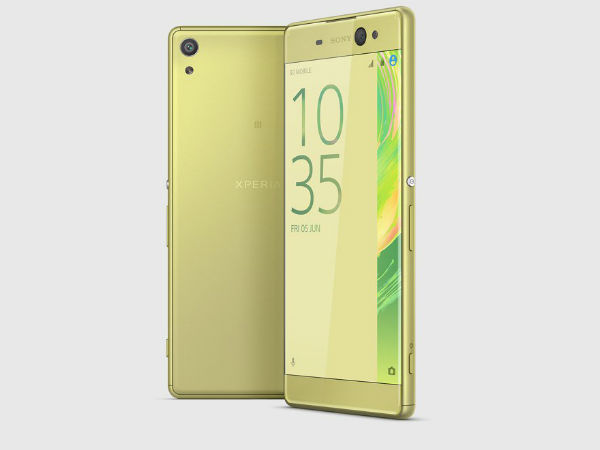 Sony Xperia XA Ultra (21.5MP Rear Camera)