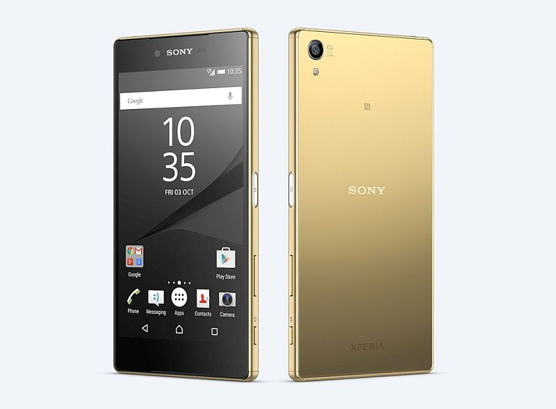 Sony Xperia Z5 Premium (23MP rear camera)
