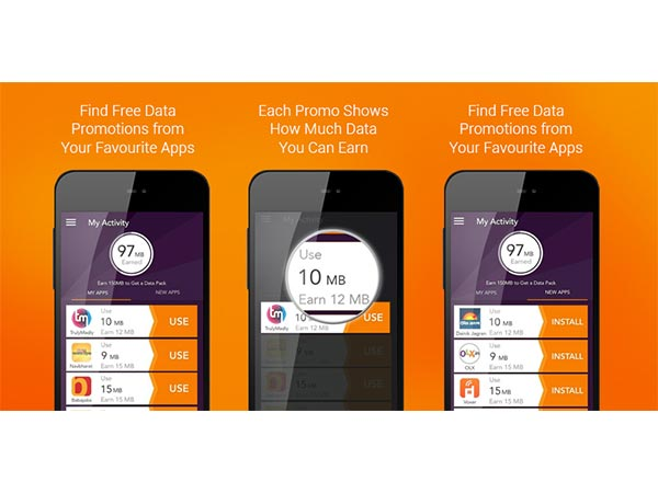DOWNLOAD These 5 Apps to Get FREE Internet Data on Your Phone