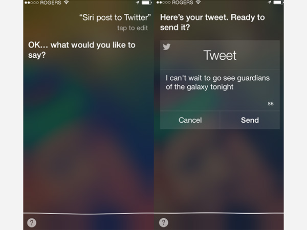 Navigate Through Siri Easily