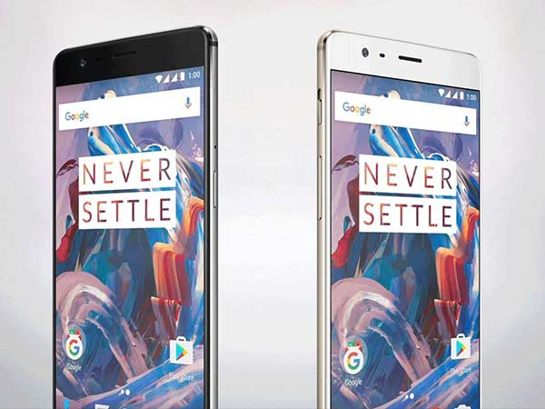 5 Things to Know About OnePlus 3 Soft Gold Variant Coming to India