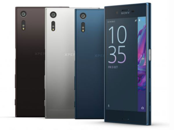 IFA 2016: Sony Unveils its Xperia XZ Flagship with 23MP Camera