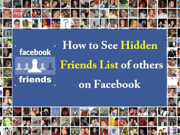 how to see someones activity on fb
