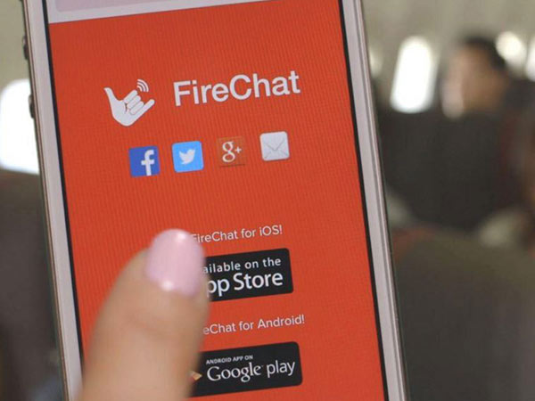How Firechat Works