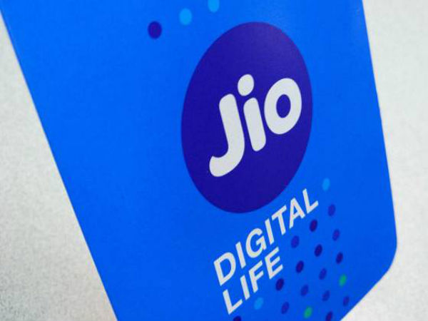Create a Jio account
