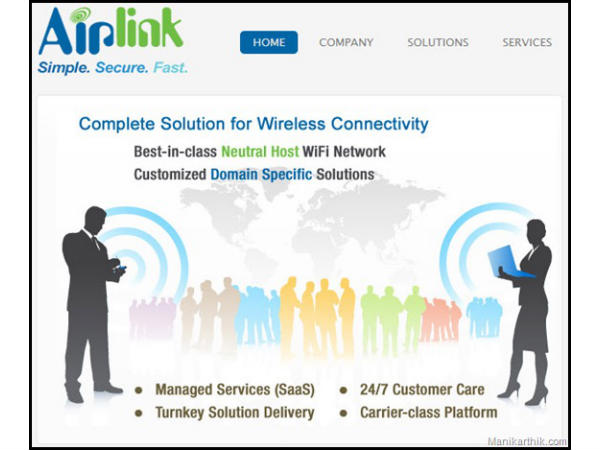 Airlink DesireEco Unlimited Plan