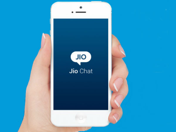 JioChat supports Video Calling