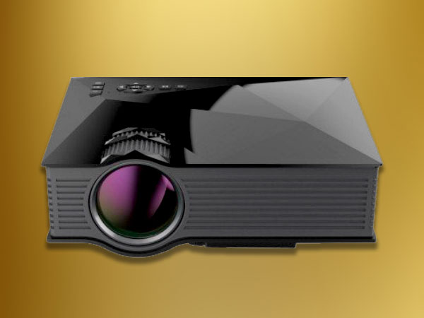 UNIC UC46 Uni-Link Wifi LED Portable Entertainment Projector