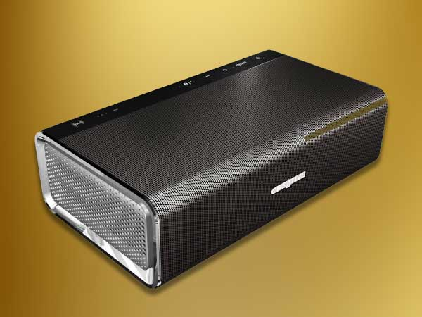 Creative Sound Blaster Roar Portable Speaker