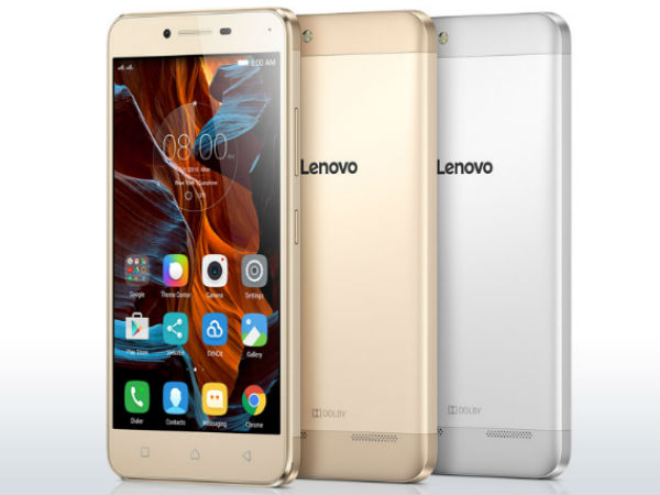 Lenovo Vibe K5 Plus Eligible to Get Reliance Jio Welcome Offer