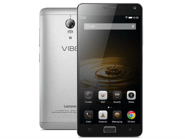 Lenovo Vibe P1 Turbo Eligible to Get Reliance Jio Welcome Offer