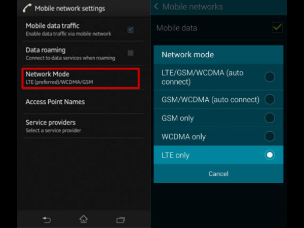 HERE's A Way to Find Out Whether Your Phone is 4G Enabled or Not