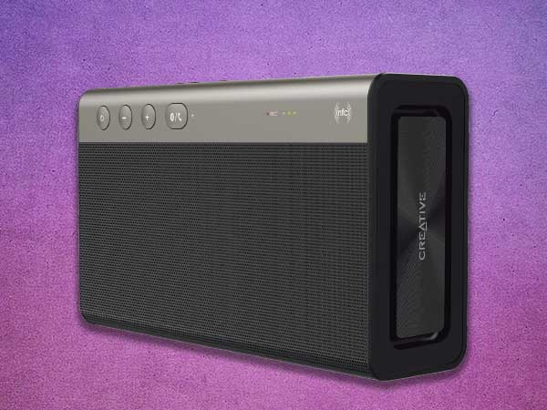 Creative Sound Blaster Roar-2 51MF8190AA001 Portable NFC Bluetooth Speaker