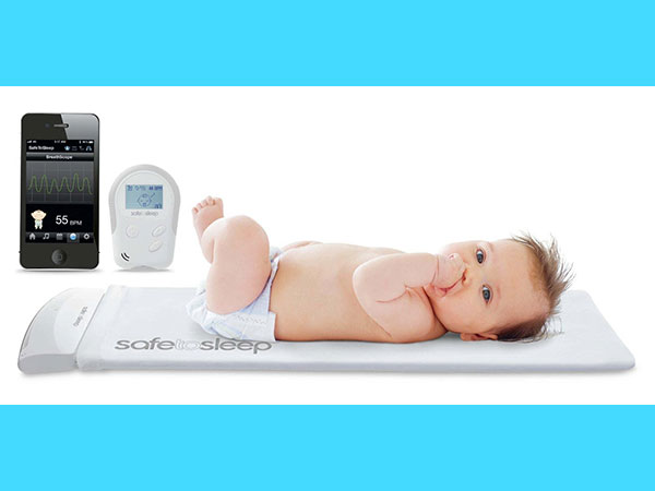 Baby Heart Breathing Monitor These 5 Gadgets Will Help