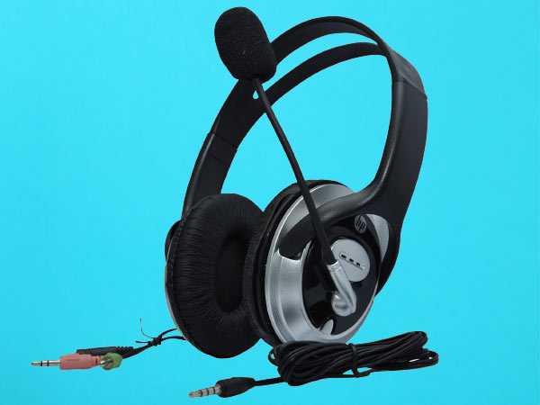 HP Headphone with Microphone