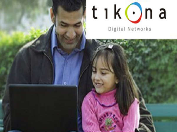 Tikona Broadband gives 4 Mbps speed
