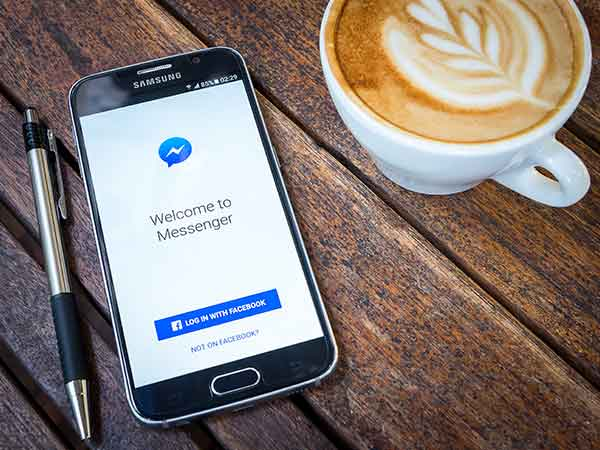 #1: Download the Updated Messenger App