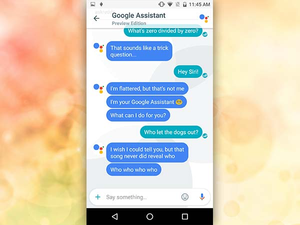 20 funny things to ask google allo s assistant to kill your time