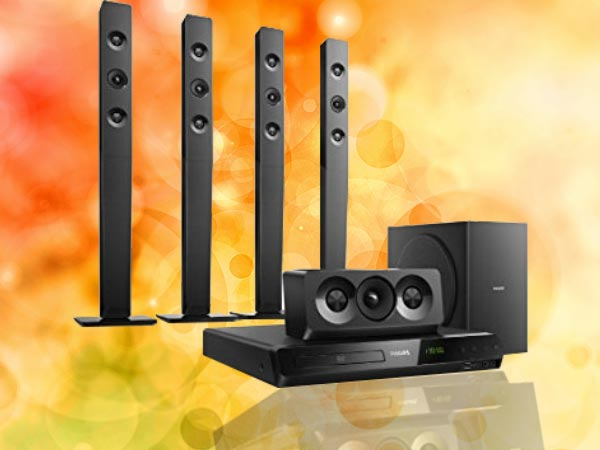 Philips HTD5580/94 Home theatre