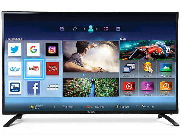 Kodak HD LED TV Models Available on Amazon from Rs. 23,990 Onwards