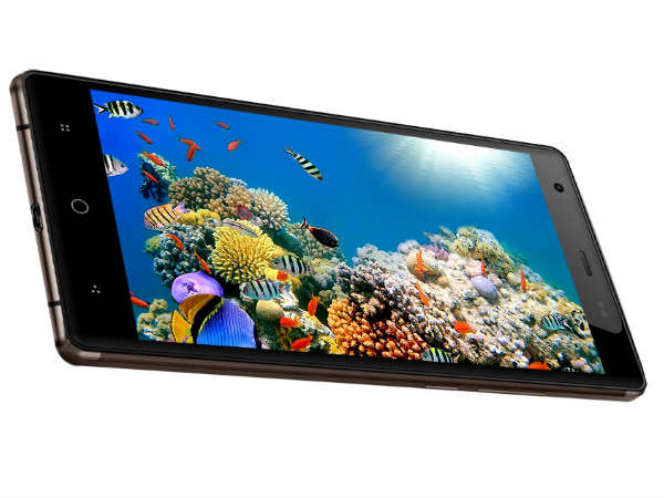 Micromax Canvas 5 Lite Launched at Rs. 6,499, Exclusive to Snapdeal