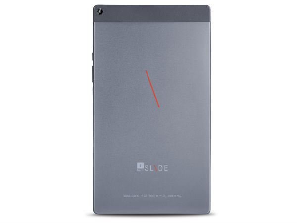iBall Launches Slide Cuboid Tablet with 8-inch Display for Rs. 8,999