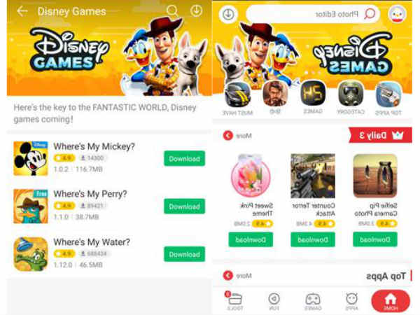 9Apps and Disney Join Hands to Offer 300 Mobile Games in India